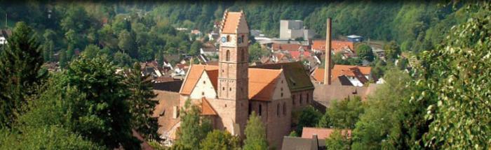 Kloster Alpirsbach Außenansicht